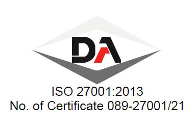 Iso 27001:2013, certification 50665