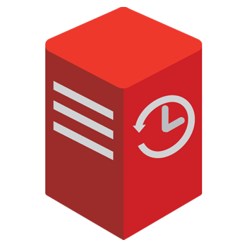 Backup management services icon