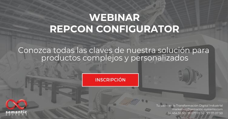 Webinar repcon Configurator