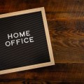 Home Office Copy Space